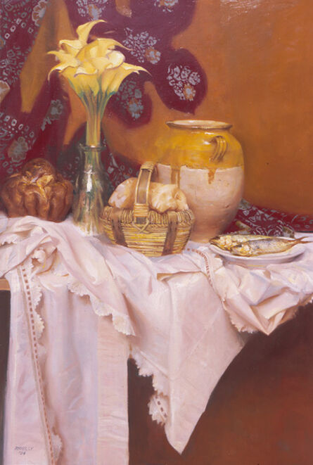 Paul Rahilly, 'Lilies and Smoked Fish', 2006
