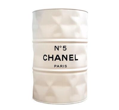 Jaler Fine Art, 'CHANEL Barrel White', 2020