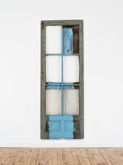 Daniel Dezeuze, 'Porte', 1983