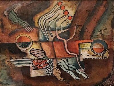 Rolph Scarlett, 'Modern Composition #6', ca. 1920