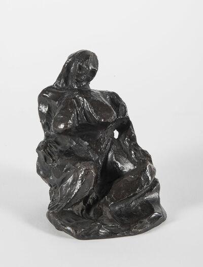 Pablo Picasso, 'Nu assis', 1908