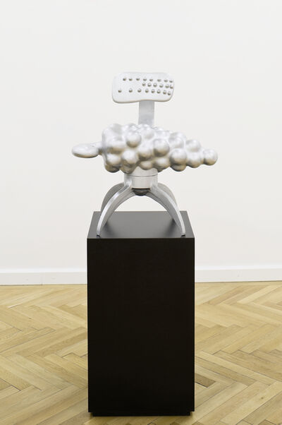 Bruno Gironcoli, 'Ohne Titel (Traube Dreibein)', 1993-1996