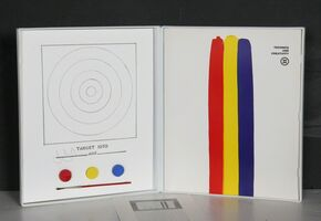 Jasper Johns, 'Target 1970', 1970