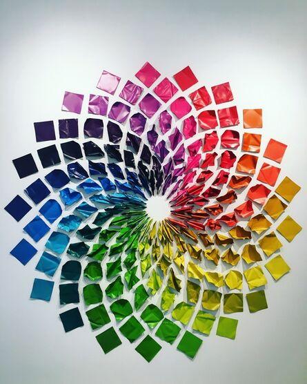 Daniele Sigalot, 'Inconsistently Logical (Rainbow)', 2017