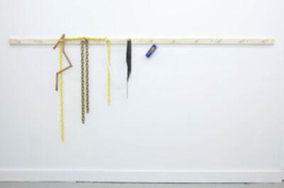 Derek Sullivan, 'Peg Rail #6 (You were right...)', 2012