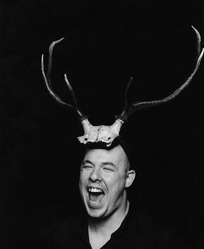 Alexander McQueen, 'Portrait of Alexander McQueen', 1997