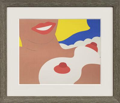 Tom Wesselmann, 'Untitled (Nude)', 1965