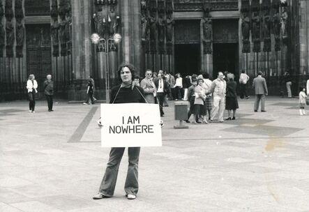 Endre Tót, 'Nowhere', 1980