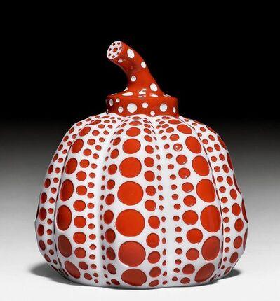 Yayoi Kusama, 'Pumpkin (red/white)', 2013