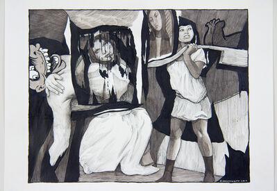 Hugo Crosthwaite, 'Untitled Eusupio No.9', 2019