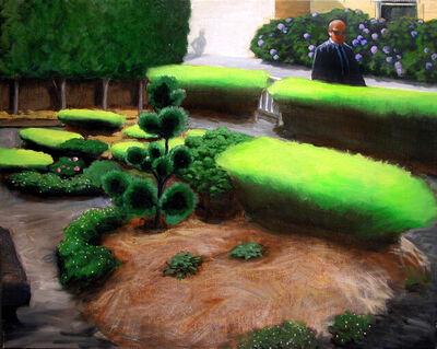 Kristin Headlam, 'Louise's Garden', 2001