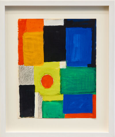 Sonia Delaunay, 'Rythme Couleur', 1971