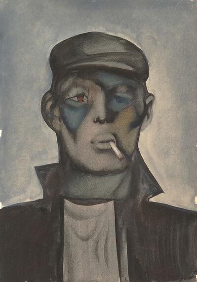 Eduard Gorokhosky, 'Worker', 1968