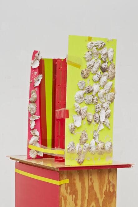 Isa Genzken, 'Fuck the Bauhaus #3 ', 2000