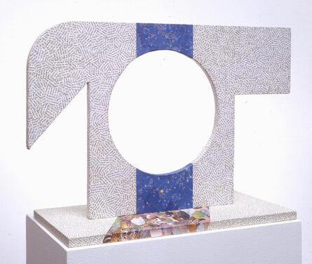 Jirí Kolár, 'Tondo au galop', 1991