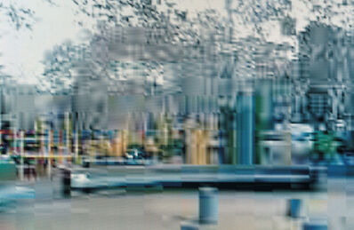 Olaf Rauh, 'Playground #6', 2002