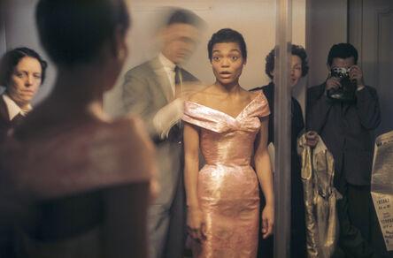 Tony Vaccaro, 'Eartha Kitt and Givenchy, Paris, France 1961', 1961