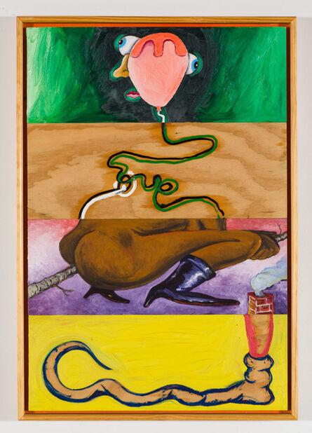 Ray Smith, 'Hoodoo', 2012