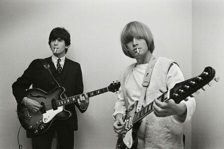 Bent Rej, 'Keith & Brian Backstage, Germany, 1965', 1965