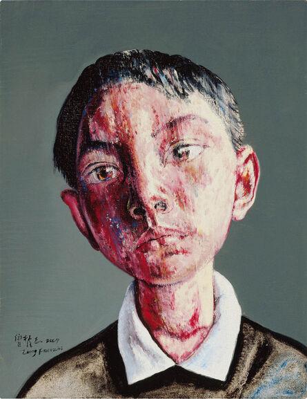 Zeng Fanzhi 曾梵志, 'Portrait 09-7-1', 2009