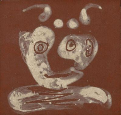 Pablo Picasso, 'Tête de faune', 27.2.1961