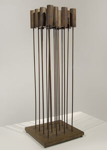 Harry Bertoia, 'Sonambient with Heavy Cattails', ca. 1970