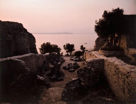 Evelyn Hofer, 'Grotte di Catullo, Lake Garda', 1987