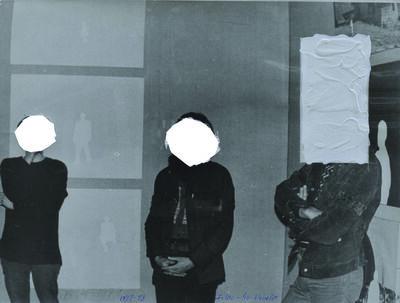 Stano Filko, 'Transcendency II, 1979 (signed)', 1979
