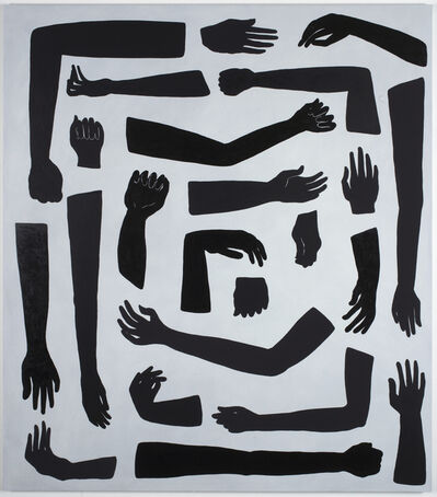 Amy Pleasant, 'Arms', 2018