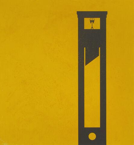 David Scanavino, 'Guillotine 18', 2006