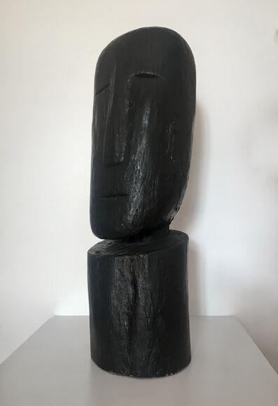 Wang Keping 王克平, 'Tête-Totem', 1993
