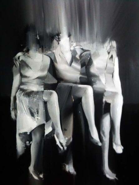 Jakub Hubálek, 'The Dancers', 2015