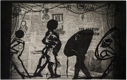 William Kentridge, 'The Nose', 2010