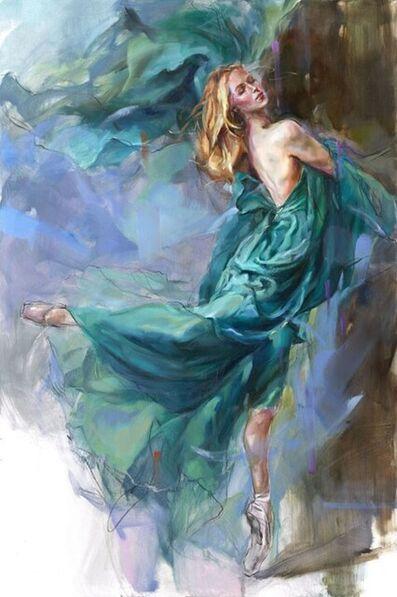 Anna Razumovskaya, 'Green Legend 2 ', 2021