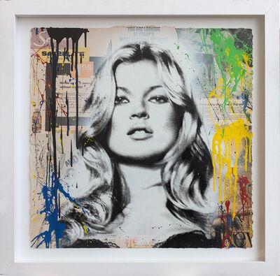 Mr. Brainwash, 'Kate Moss', 2012