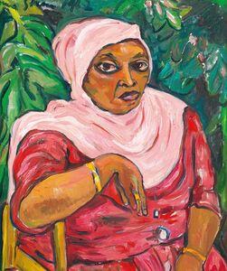 Irma Stern, 'Malay Woman', 1962