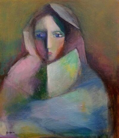 Shin Suk Pil, 'Stature of a girl (여인상)', 2015