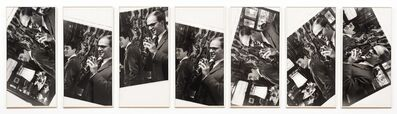 Gilbert and George, 'A Toast', 1973