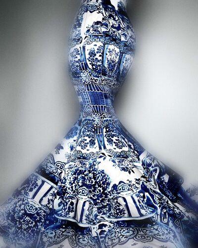 Roberto Cavalli, 'Evening dress', fall/winter 2005–6