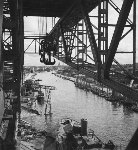 AHO & SOLDAN, 'Harbour', mid 1930´s