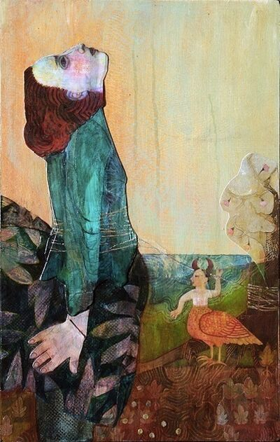 Deirdre O'Connell, 'Masha and the Golden Chain', 2013