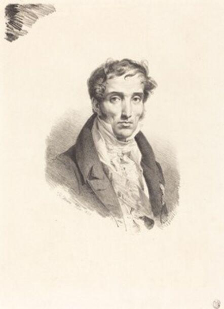 Horace Vernet, 'Pierre Guerin', 1830