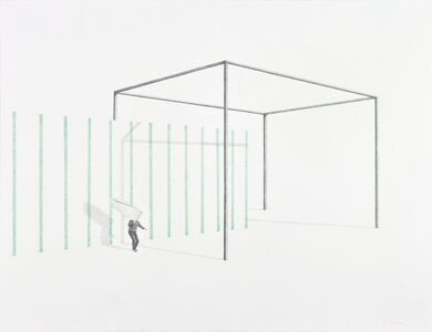 Massinissa Selmani, 'Éclat', 2020