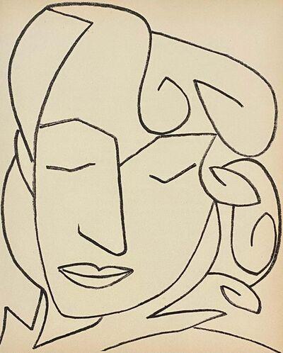 Françoise Gilot, 'Untitled', 1951