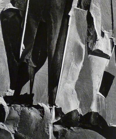Brett Weston, 'Rock Wall', 1971