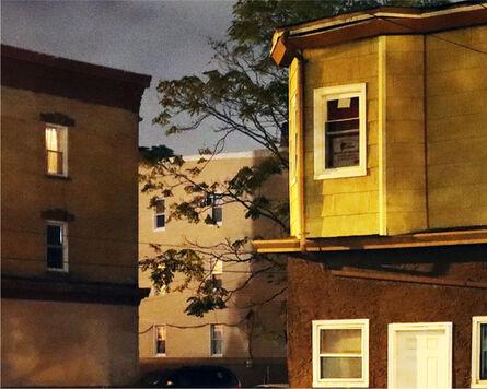 Steel Stillman, 'Three Facades, Passaic, NJ', 2020