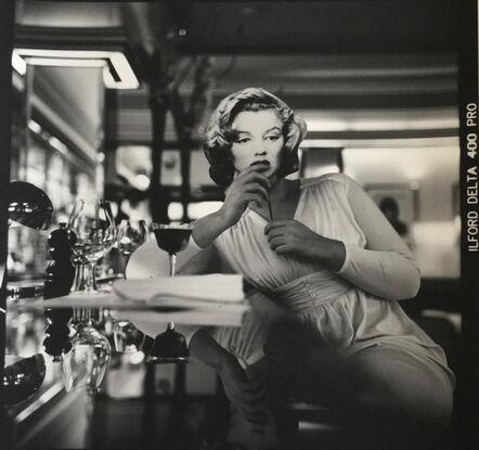 John Stoddart, 'At the bar of Le Caprice restaurant, Mayfair, London ', 2018