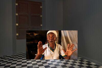 """Jenny Marketou, 'Installation view of """"Flows""""', 2014"""