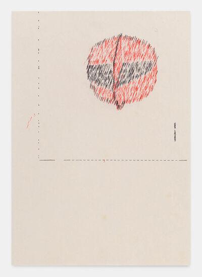 Dom Sylvester Houédard, 'Typescript 140469', 1969