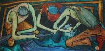 Tom McGuinness, 'Belt Fitters (1963)', 1963